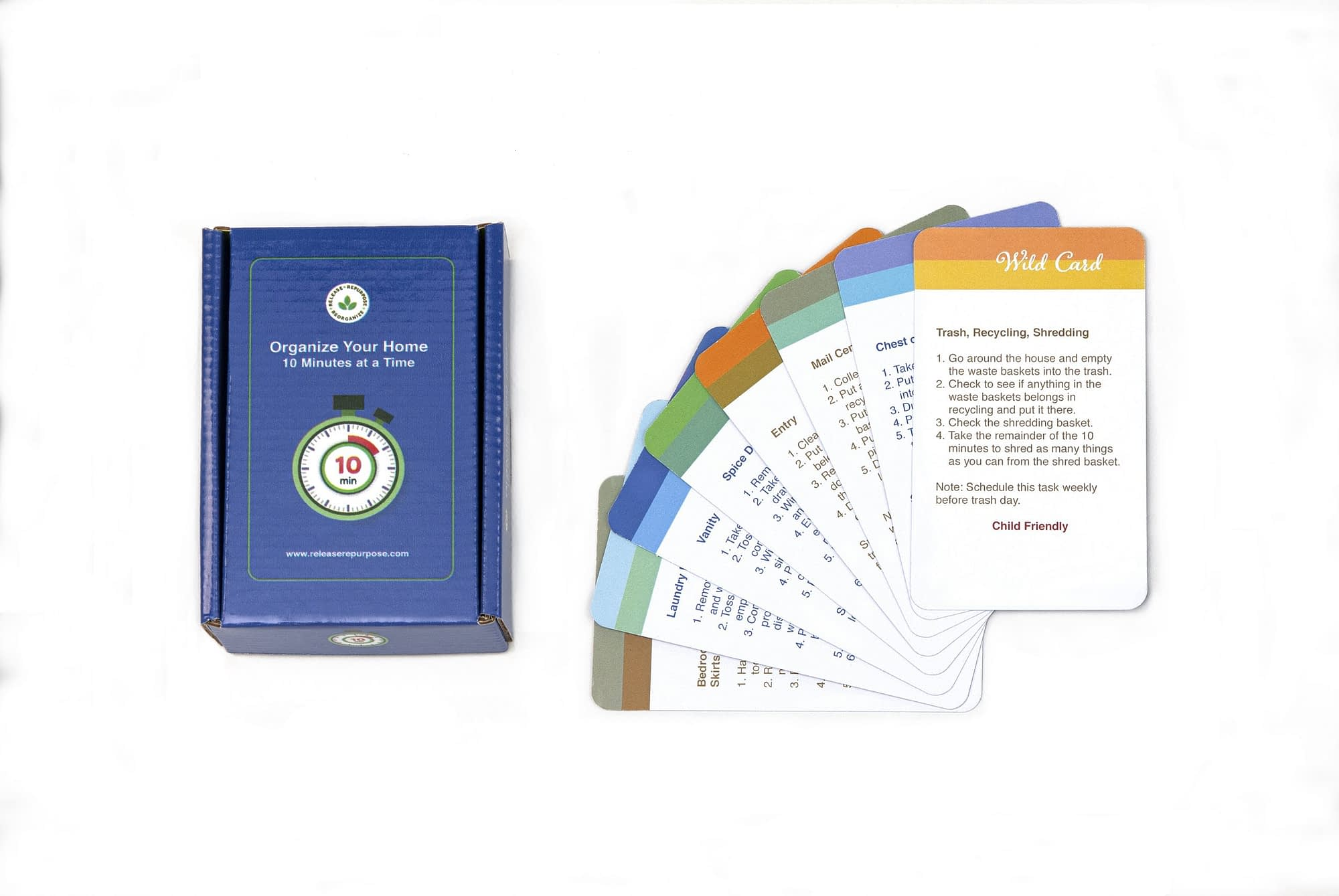 card game to play if you are in the mood to organize